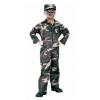 Soldier Costume Child Medium